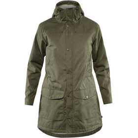 Fjällräven Greenland Winter Parka Women Laurel Green